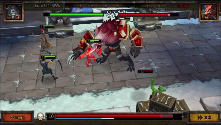 Age of Warriors Dragon Discord
