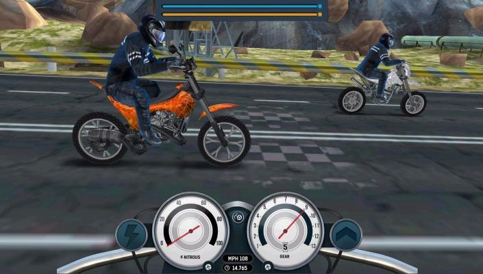 Bike Rider Mobile