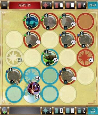 Cabals Magic & Battle Cards