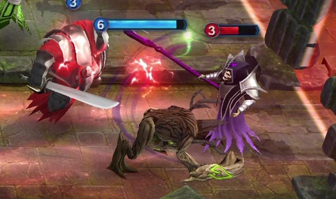 Heroic Magic Duel