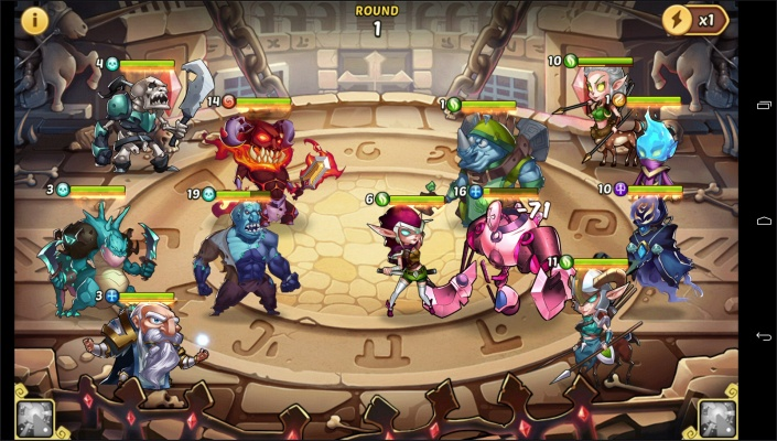 gerke idle heroes how to get