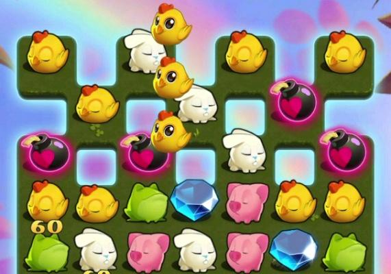 Link Blast Puzzle Game