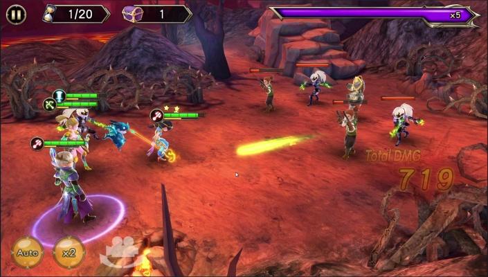 Lion Hearts Final Clash