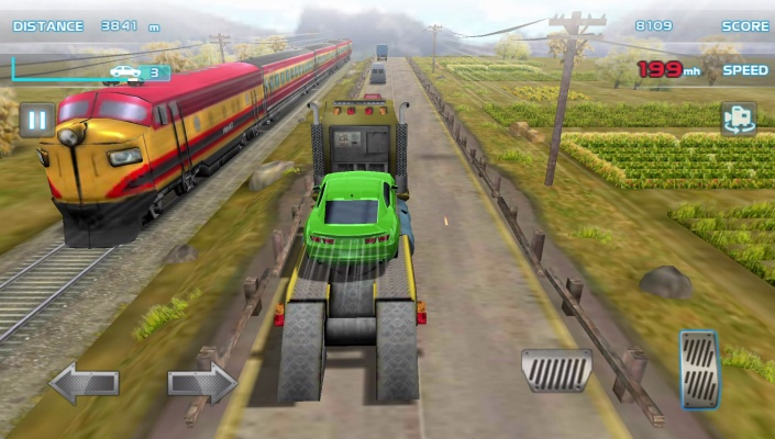 Racing Car Game Of Speed