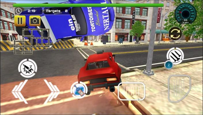 Whirlpool Car Death Race