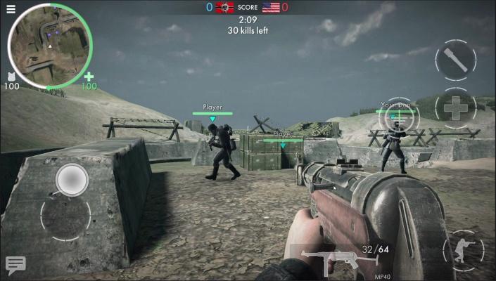 world war 1 fps
