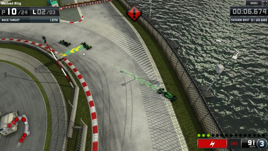 play free online games f1 racing car