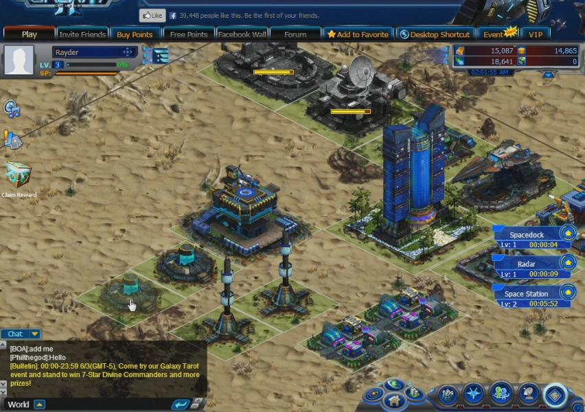 065cc849f26f Galaxy Online II is a Browser Based game