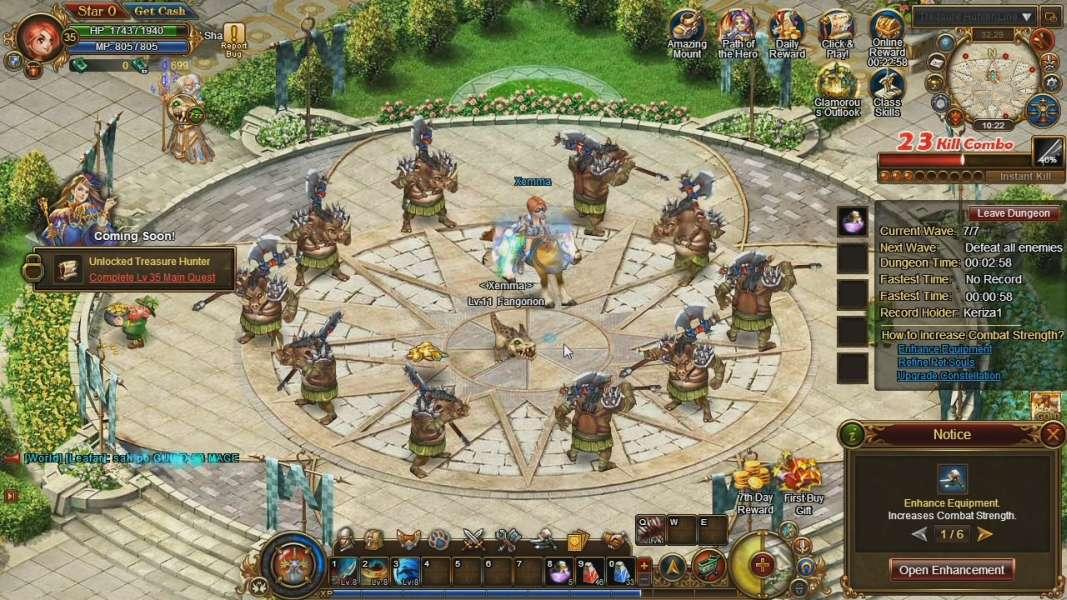 Game Online Web Based