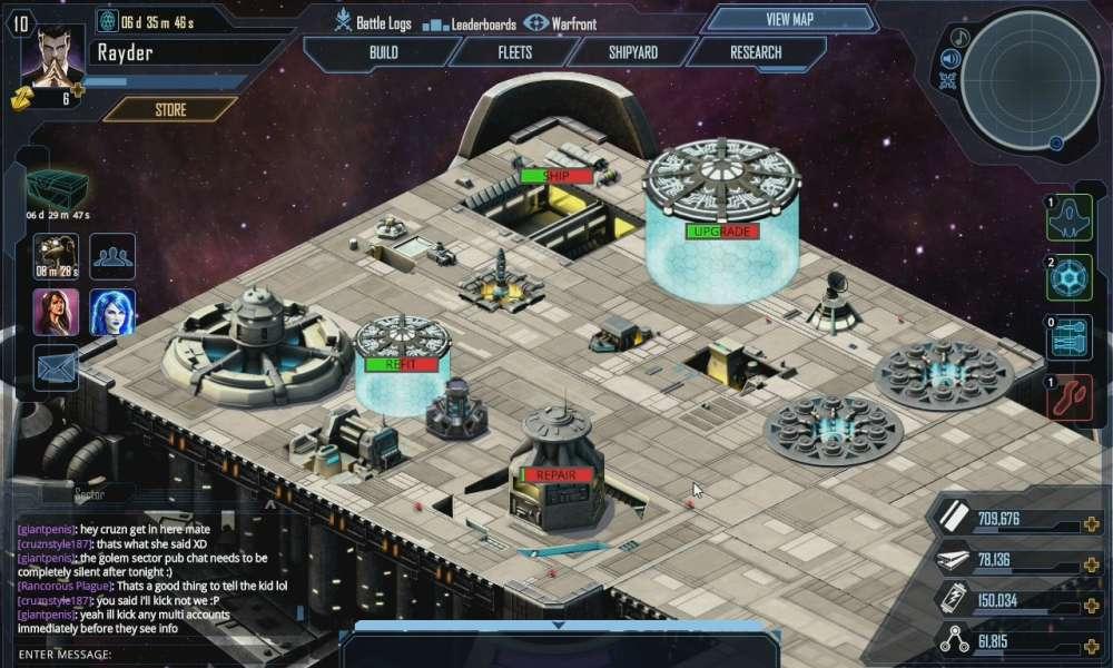 8d99adb31341 Imperium Galactic Wars has a decent graphics