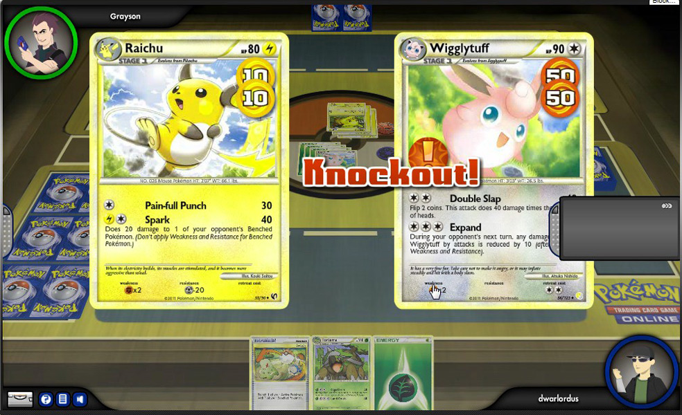 In all languages for the Japanese region, the distribution text and title are in Japanese, but the Wonder Card uses the Pokémon Global Link gift type text in the language of the receiving game. In English, Spanish, and French for the American region, the distribution text, title, and Wonder Card.