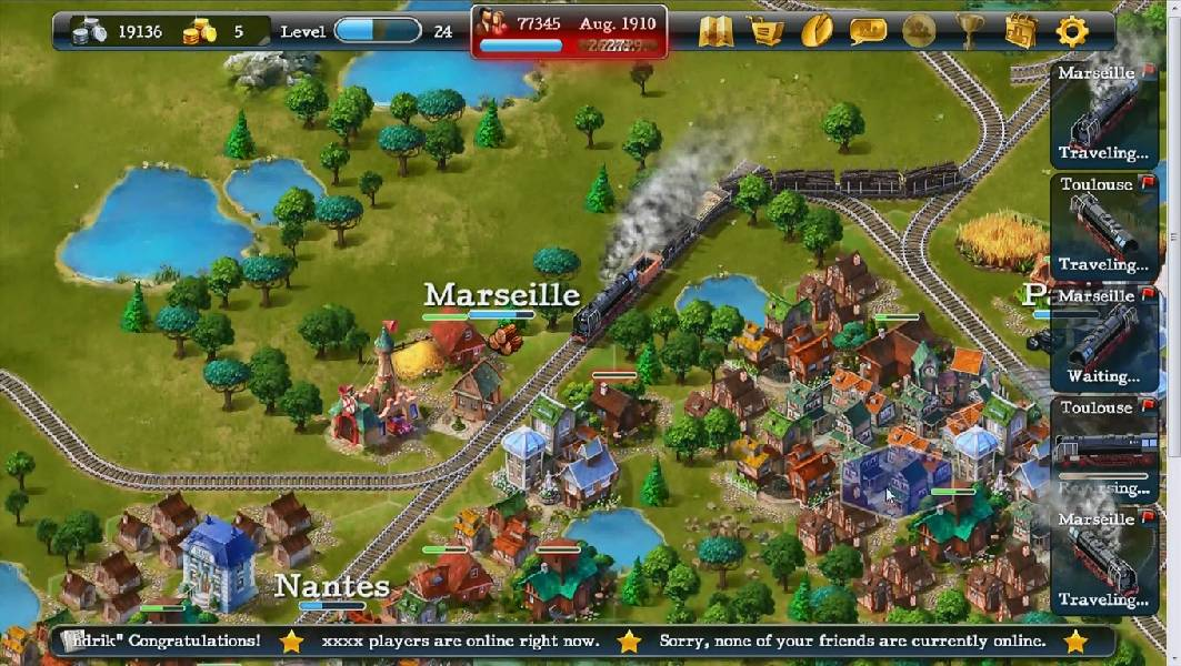 play strategy games free online