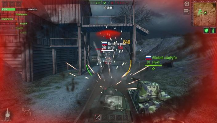 World War Two Tactics Game