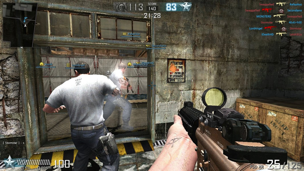 how to get all of the secret achievements in warface