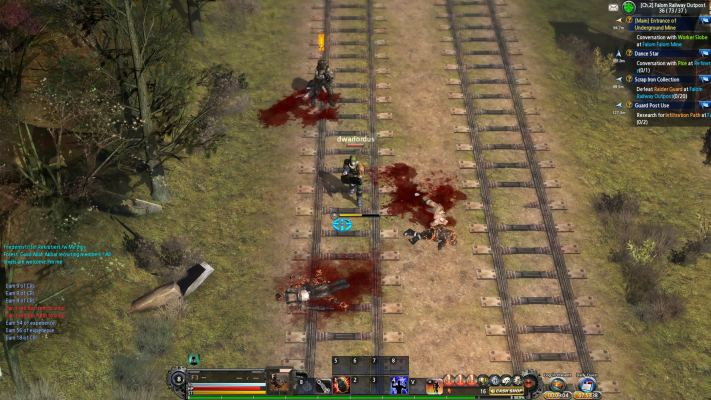 Post apocalyptic mmorpg online games