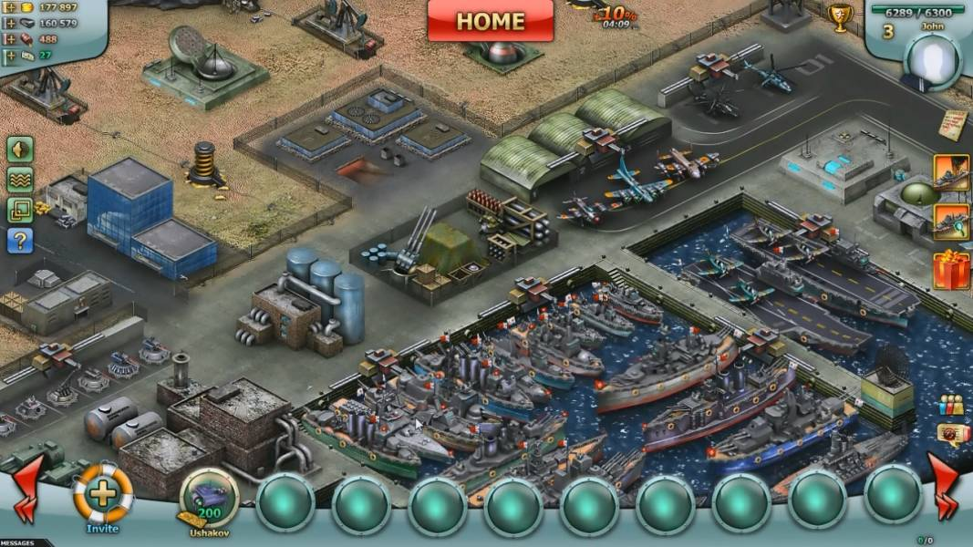 And Naval Combat Game Massively Multiplayer Online Real Time Strategy