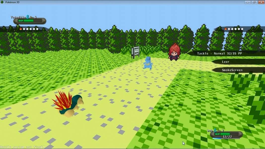 3d Pokemon Rpg Online Images Pokemon Images