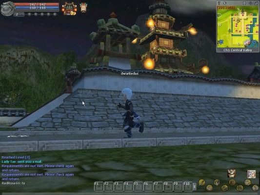 Yulgang 2 Gameplay