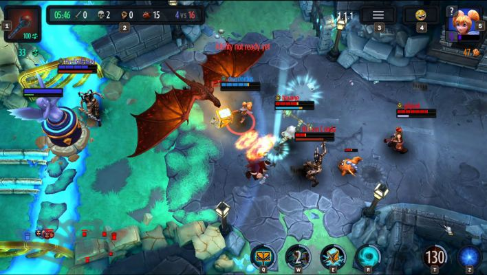Heroes of SoulCraft [HoS] is a Free to play Arcade, MOBA [Multiplayer Online  Battle Arena] Game.