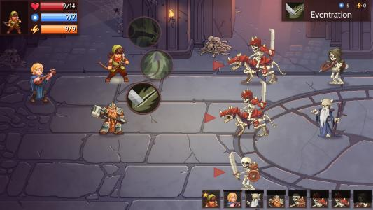 Dungeon Rushers Android APK
