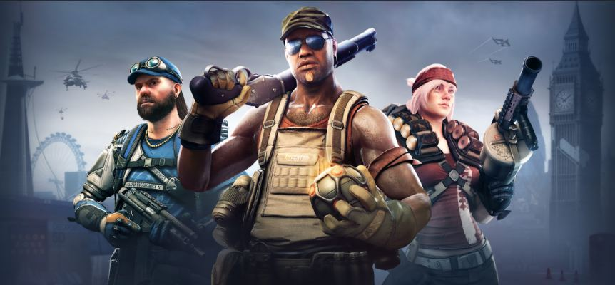 Party matchmaking dirty bomb