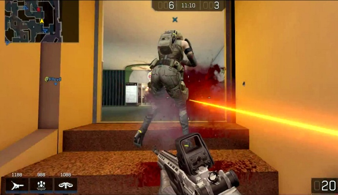 Ironsight a FPS launching early in 2018