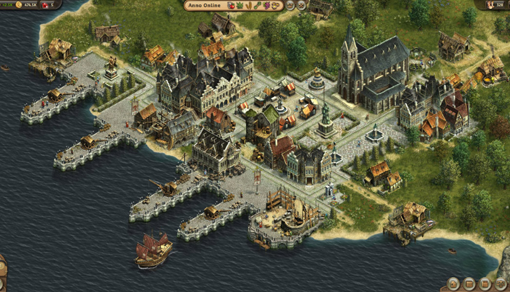 Anno Online Anounced And Will Be Free To Play