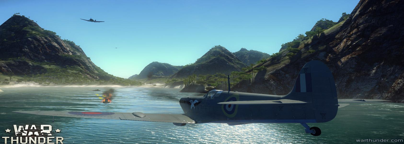 War thunder game bundle tracker marine